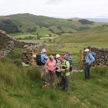 Staveley Walk Thursday 4th July 2019