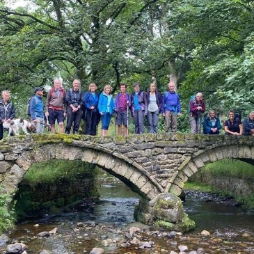 Wycoller Sunday 22nd August 2021