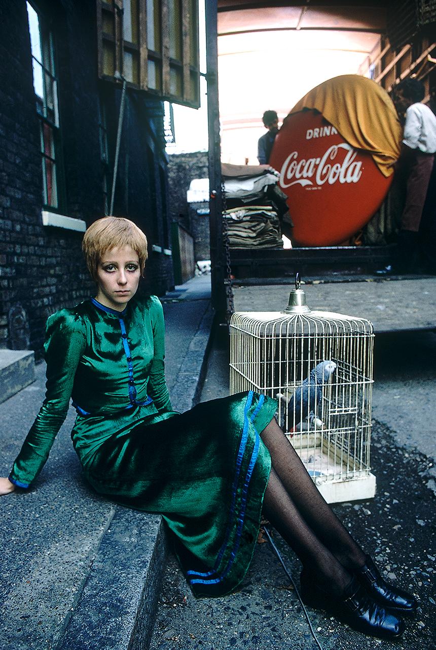Coca-Cola-Green-Dres&-parrot