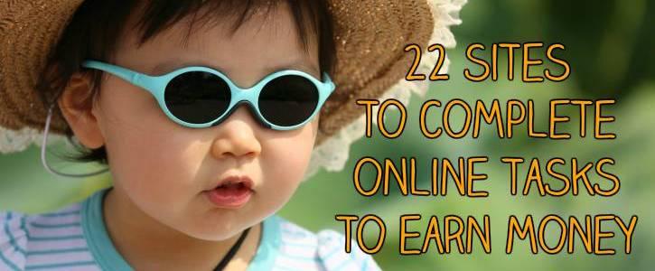 online tasks to earn money
