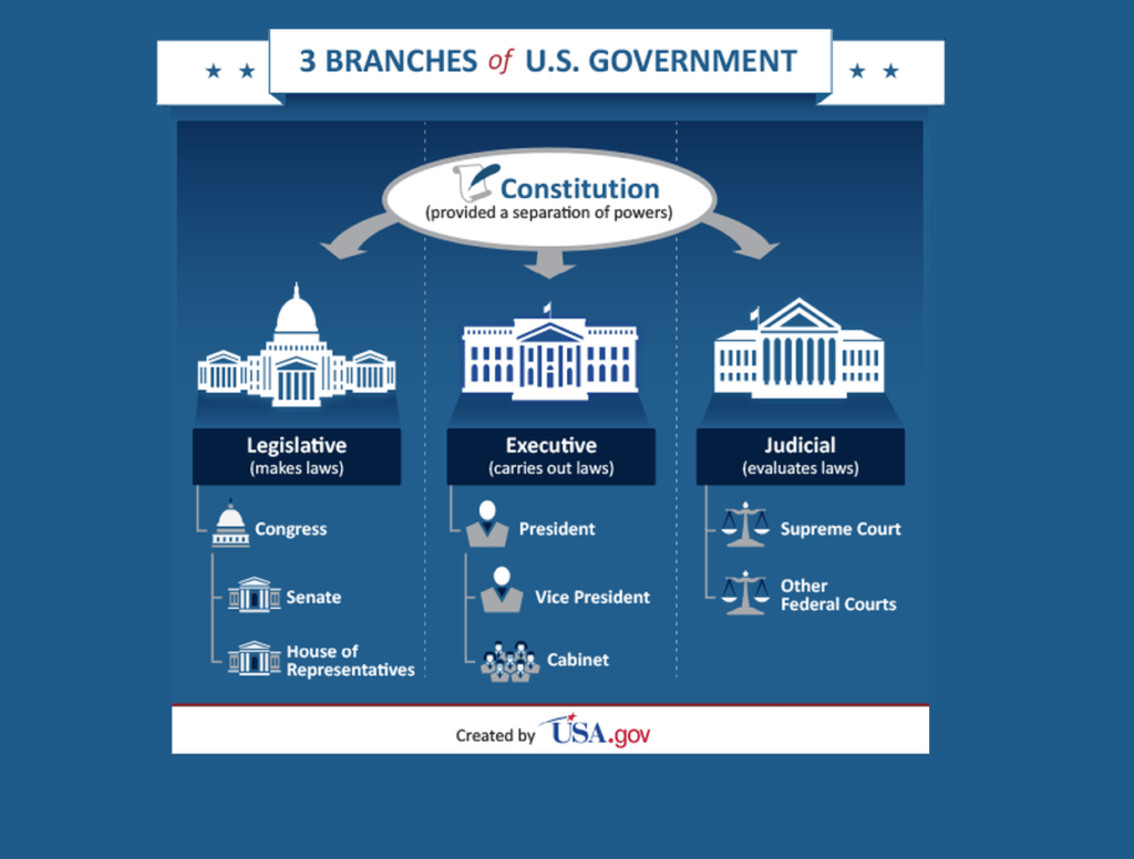 How U S Government Is Organized