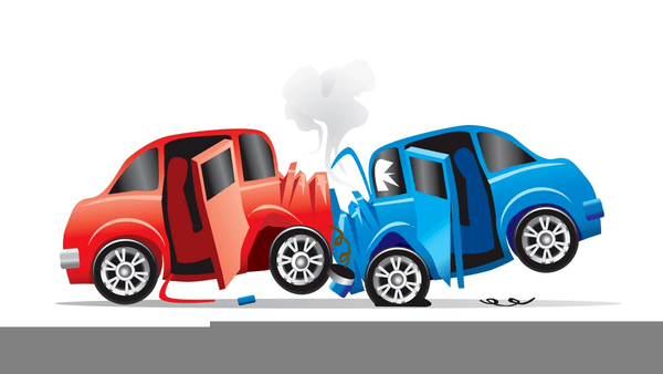 Animated Car Accident Clipart