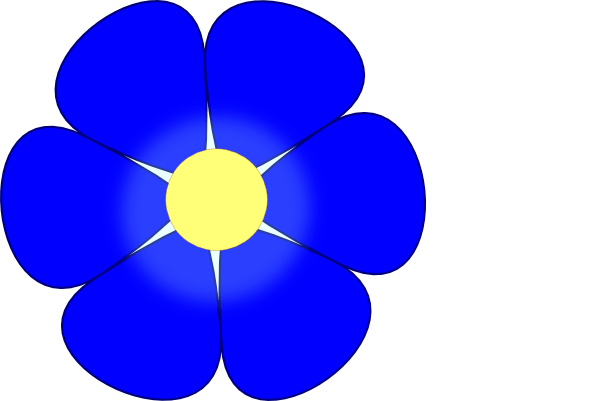 Flower Clip Art At Clker.com