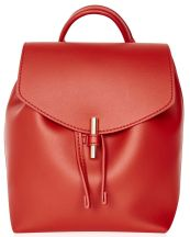 Topshop Mini Backpack Bag in Red, $