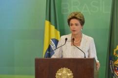 Dilma Rousseff sofreu processo de impeachment - Foto: Agência Brasil/ Divulgação