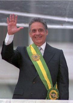 Fernando Henrique Cardoso ficou oito anos na Presidência do Brasil - Foto: Brasil de Fato/ Divulgação