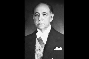 Lageano Nereu Ramos foi o único catarinense no comando geral da Nação - Foto: Divulgação