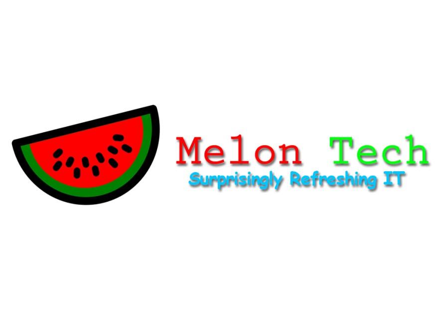 Worst Logo Designs: Melon Technology