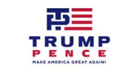 Worst Logo Designs: Trump Pence Campaign Logo