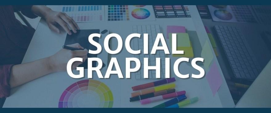 Content Promotion Social Graphics