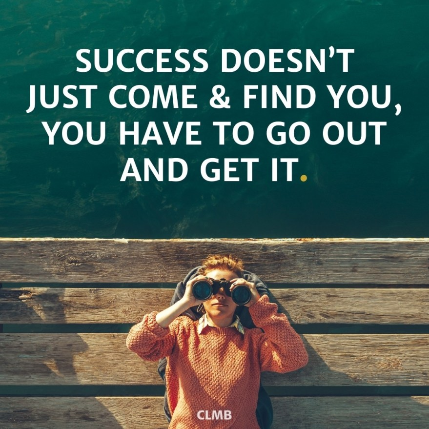 Find Success Motivational Quote