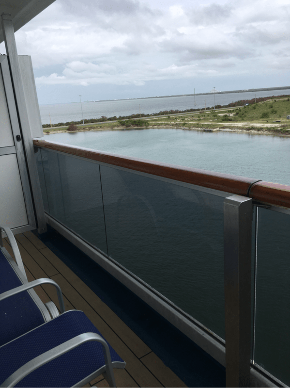 Carnival Liberty Premium Balcony
