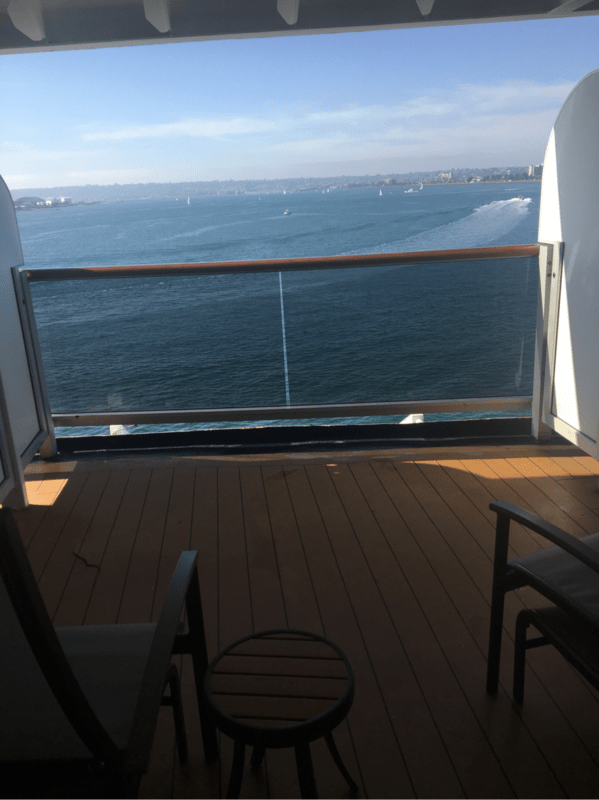Balcony Cabin 5188 On Oosterdam Category YQ