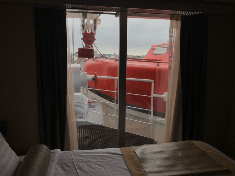 Oceanview Cabin 4062 On Zuiderdam Category T2