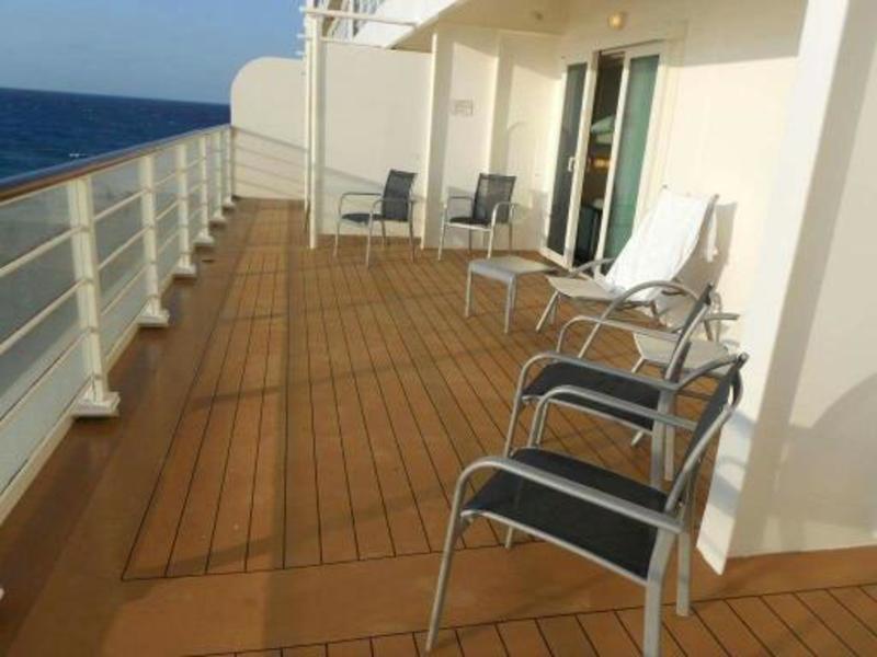 Balcony Cabin 5052 On Disney Fantasy Category 4E