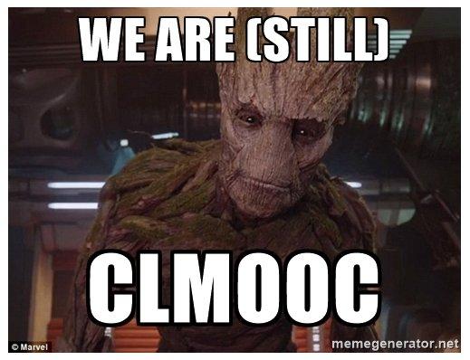 CLMOOC 2016 - It's happening!