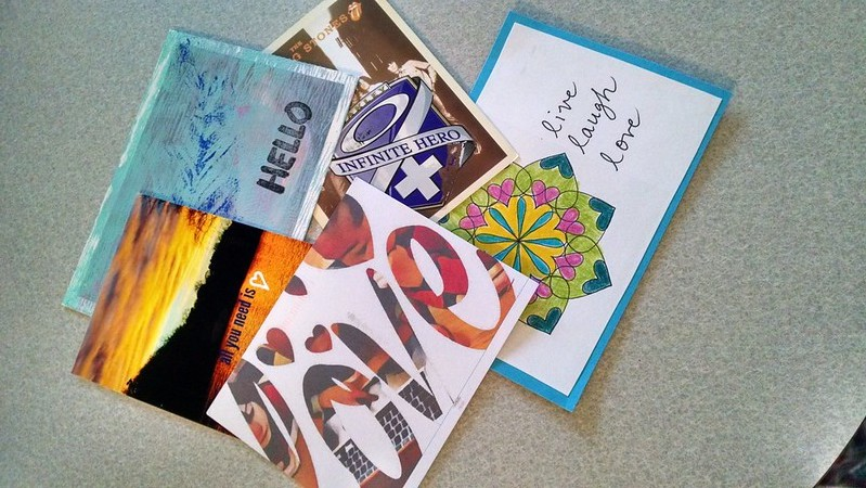 'Post' Pandemic Postcards