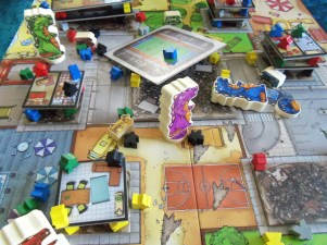 Meeple City in chaos!