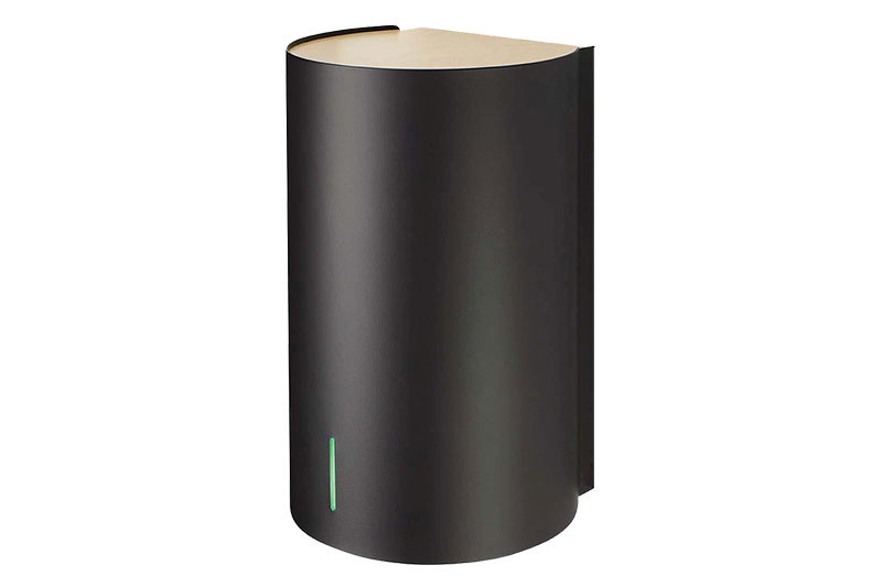 BJÖRK Hand Dryer - Black | Cloakroom Solutions