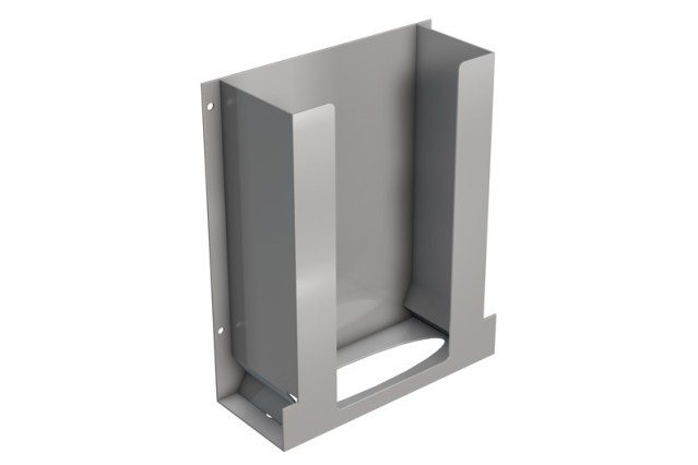 CONTI+ Concealed Paper Towel Dispenser Dimensions | Cloakroom Solutions