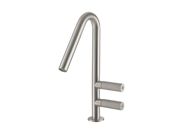 Sense 22 Standard Two Lever Mixer Tap | Cloakroom Solutions