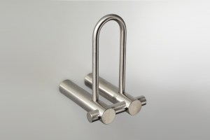 CL-218 Cool Line Spare Toilet Roll Holder | Cloakroom Solutions