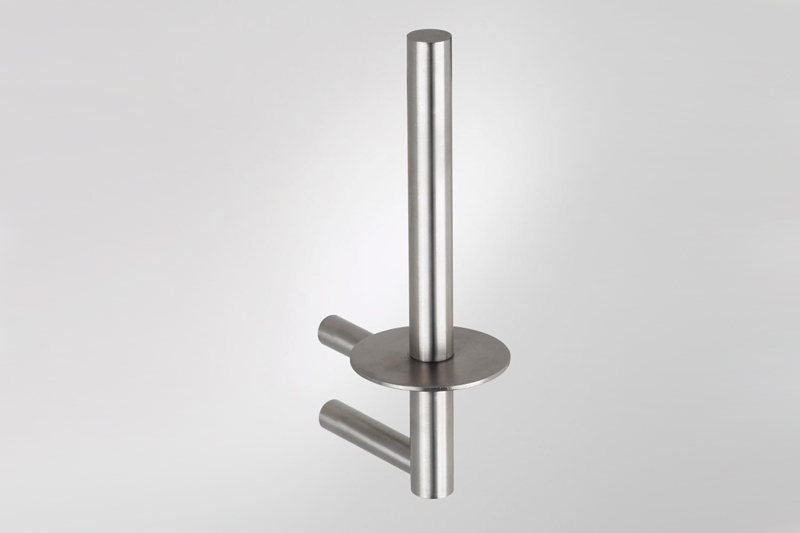 CL-219 Cool Line Spare Toilet Roll Holder | Cloakroom Solutions