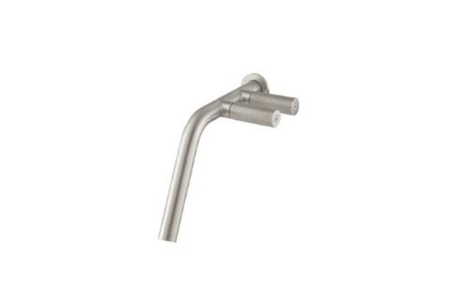 CONTI+ Sense 22.1 Two Lever Wall Mixer | Cloakroom Solutions
