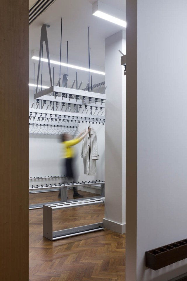 Clothworkers Hall Cloakroom | Cloakroom Solutions