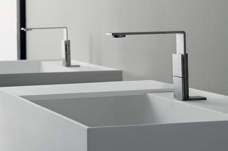 Conti+ Emotion 5 Two Lever Mixer Tap | Cloakroom Solutions