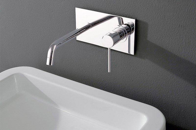 CONTI+ Pur Wall Mixer Tap | Cloakroom Solutions