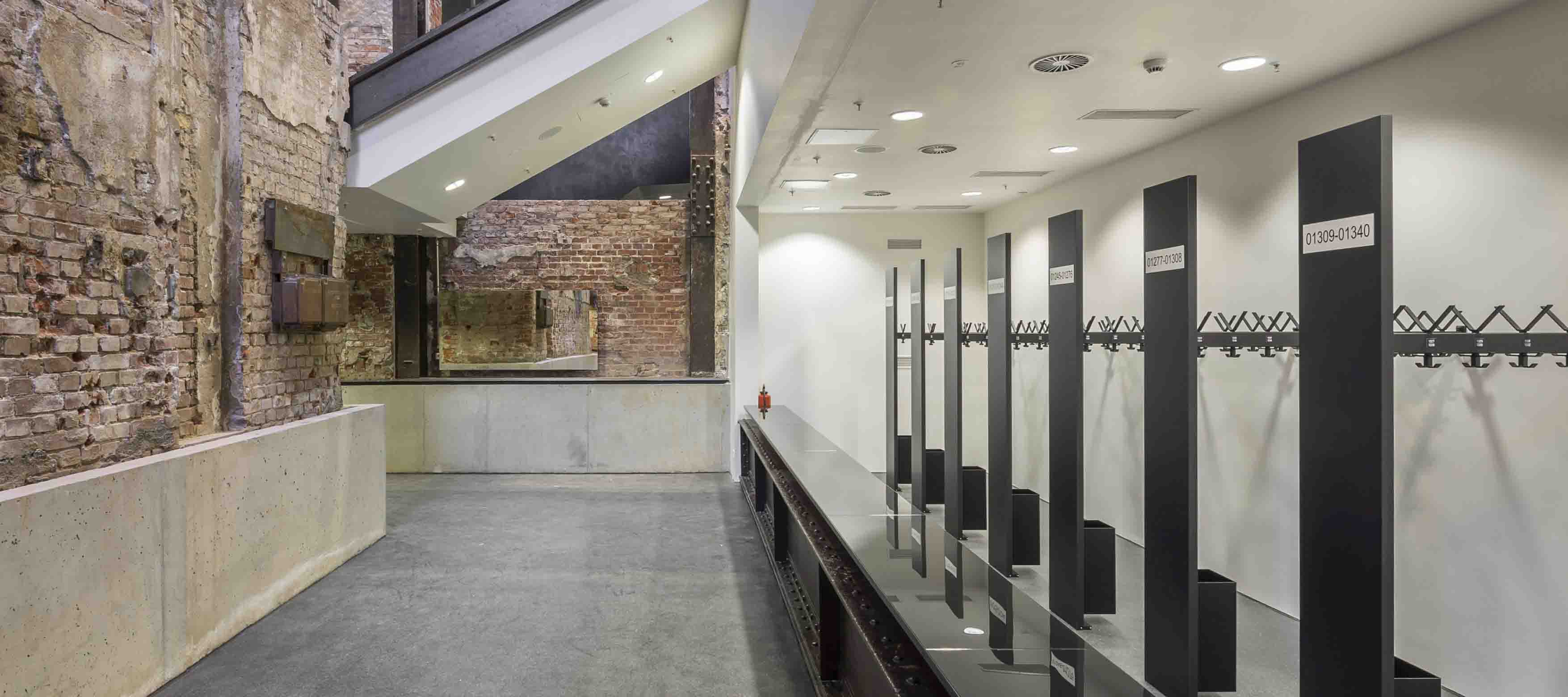 Bespoke coat hanging systems | Cloakroom Solutions