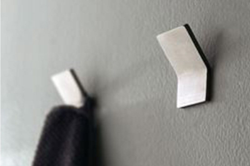 Emotion 5 Chop Coat Hook | Cloakroom Solutions