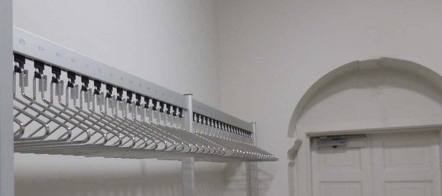 Royal Academy | Cloakroom Solutions