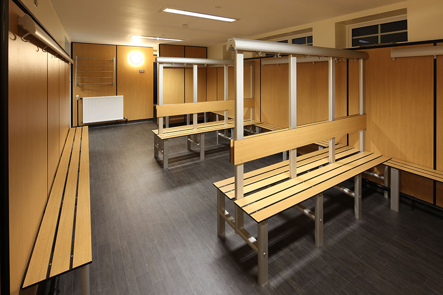 Legato Benches | Cloakroom Solutions