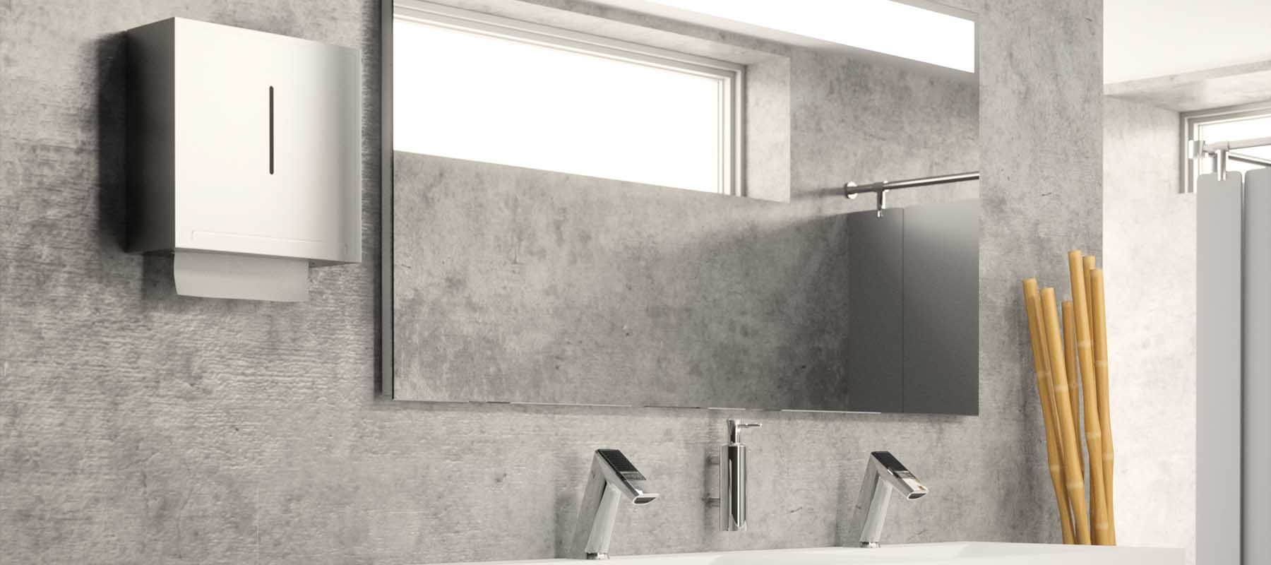 Paper Towel Dispensers | Cloakroom Solutions