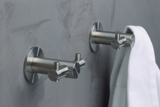 PHOS H18-50D Coat Hook | Cloakroom Solutions