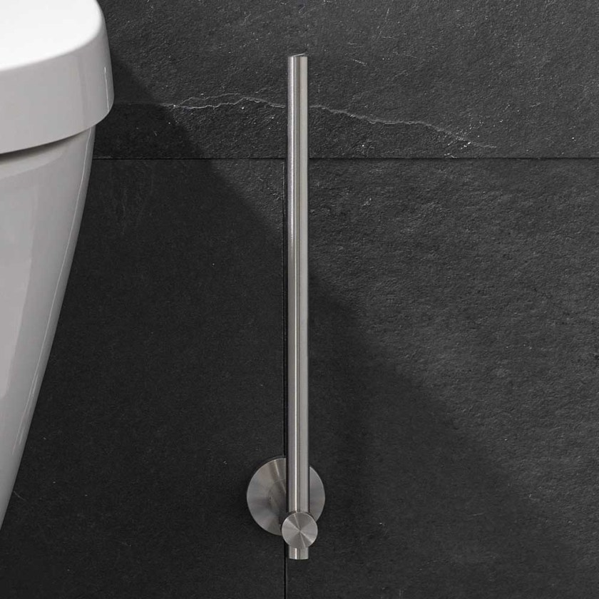 PHOS RTPH2-260D Spare Double Toilet Roll Holder | Cloakroom Solutions