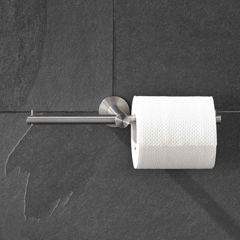 PHOS TPH3-260D Double Toilet Roll Holder | Cloakroom Solutions