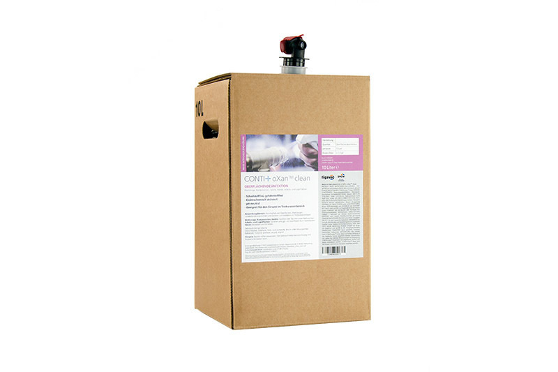 CONTI+ oXan Clean Bag in Box | Cloakroom Solutions