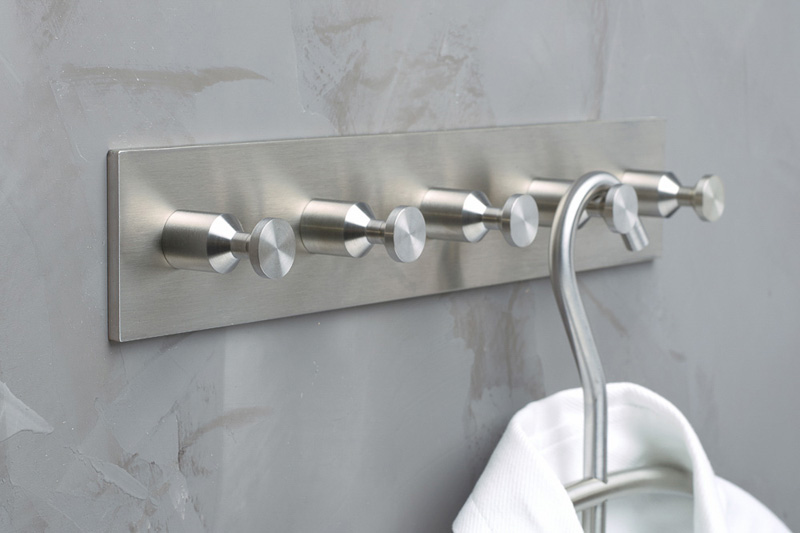 PHOS HL5 Hook Rail | Cloakroom Solutions