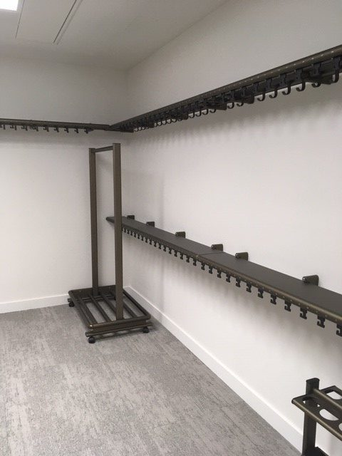 Royal Bank of Canada Cloakroom | Cloakroom Solutions