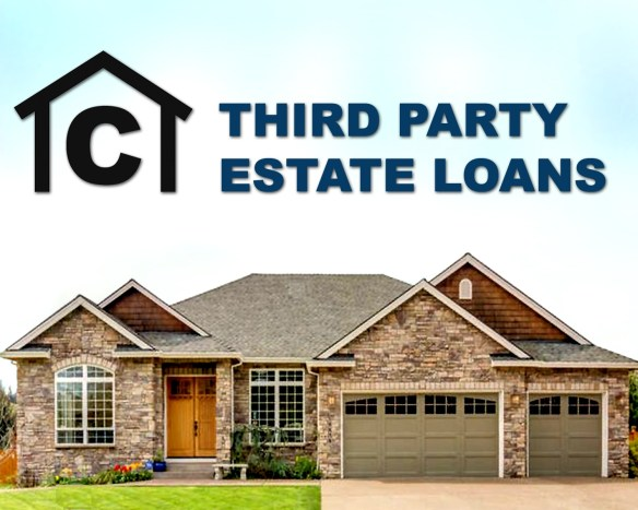 Estate Loans and Third Party Loans To Trusts - Call Commercial Loan Corporation at 877-464-1066