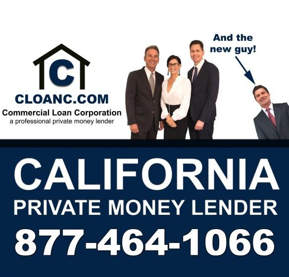 CALIFORNIA PRIVATE MONEY LENDER