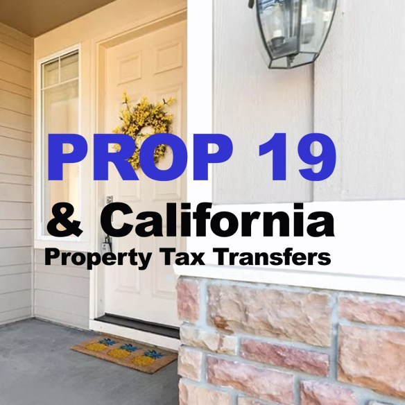 California Property Tax Transfer