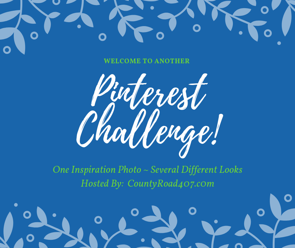 Pinterest Challenge Graphic