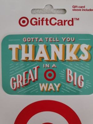Christmas gifts tags Target gift card for giveaway