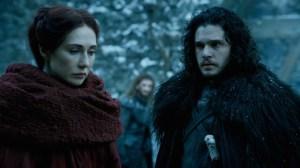 Jon Snow's fate clock dodgers