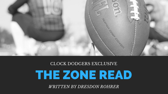 the zone read