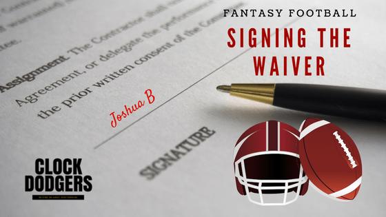 2017 week 4 fantasy football waivers
